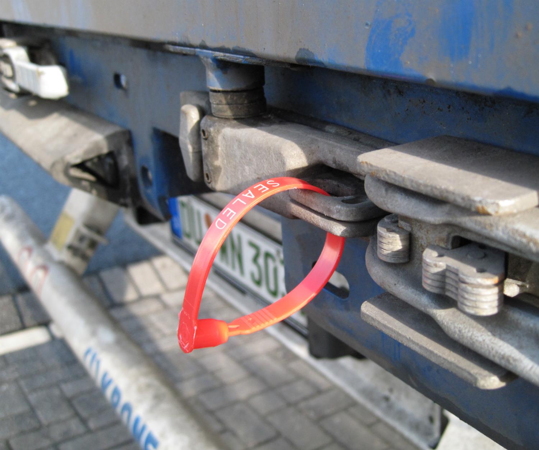Plastic Truck Seal
